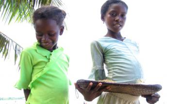 Kinder in Madagaskar. Quelle: Fotolia