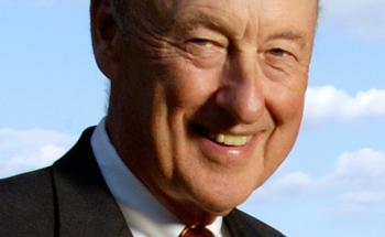Nicholas Albert, Gründer des Nicholas Fund und Langzeitmanager (Foto: Bob Rashid/photos.news.wisc.edu)