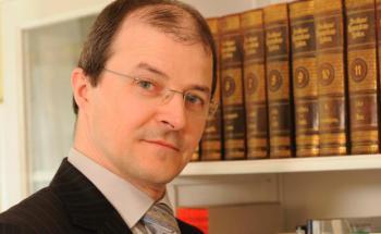 Stephan Albrech von der Vermögensverwaltung Albrech & Cie