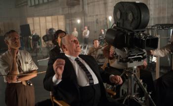 US-Schauspielstar Anthony Hopkins als Alfred Hitchcock: Der Meisterregisseur schuf im Alter seine bekanntesten Werke. (Foto: Bloomberg)