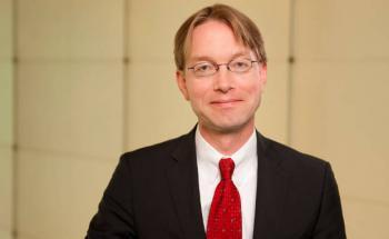 Ulrich von Auer, unter anderem verantwortlich für Asset Allocation bei der J.P. Morgan Privatbank