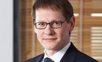 Philipp Bärtschi von der Bank Sarasin