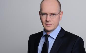 Stephan Bone-Winkel, Vorstand der Immobiliengesellschaft Beos