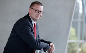 Claude Hellers ist Leiter Retail und Wholesale Vertrieb von Fidelity Wordwide Investment in Deutschland. Foto: Fidelity