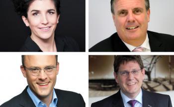 Vier Experten für Finanzberatung begründen ihre Erwartungen für die Vermögensverwaltung der Zukunft.
