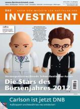 Ausgabe Januar 2012 ab sofort am Kiosk
