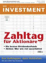 Ausgabe April 2011 ab sofort am Kiosk