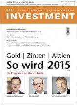 Gold   Zinsen   Aktien