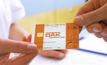 Finanzfrage der Woche: Wie funktioniert die elektronische Gesundheitskarte?