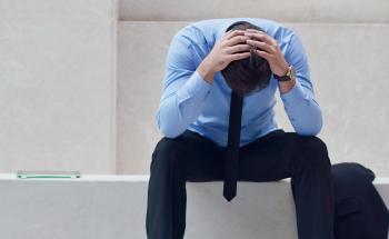 Psychische Erkrankungen wie Depressionen sind der häufigste Grund, arbeitsunfähig zu werden. (Foto: Panthermedia)