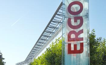 Sitz der Ergo in Düsseldorf