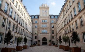 Zentrale Anlaufstelle der Diskussion um eine ETF- Regulierung: <br> die Brüsseler Zentrale der EU-Finanzaufsicht ESMA, <br> Quelle: ESMA
