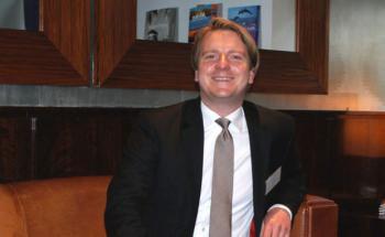 Lars Edler, Sal. Oppenheim