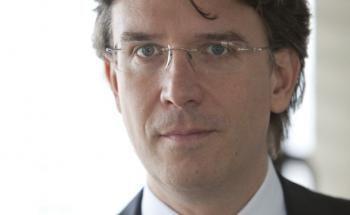 Frank Fischer, Fondsmanager des Frankfurter Aktienfonds <br> für Stiftungen