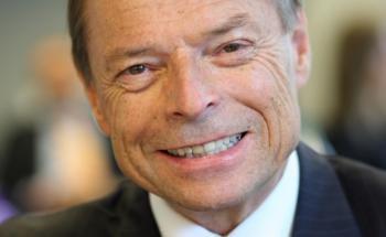 Peter Fischer ist Vorstand bei der Gamax Management