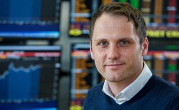 Florian Prucker ist Gründer von Scalable Capital. Foto: Getty Images