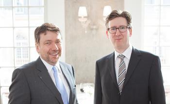 Klaus-Dieter Erdmann (links) und Karsten Essen