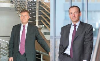 Spängler-Geschäftsführer Werner Eder (li.) und Markus Ploner