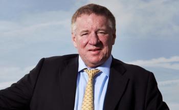 Martin Gilbert, Chef von Aberdeen Asset Management