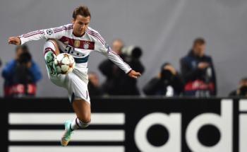 Bisher höchster Transfer in der Bundesliga: Mario Götze wechselte 2013 für 37 Millionen Euro von Dortmund nach Bayern. (Foto: Kirill Kudryavtsev/AFP/Getty Images)