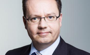 Peter Schwark, Mitglied der GDV-Hauptgeschäftsführung