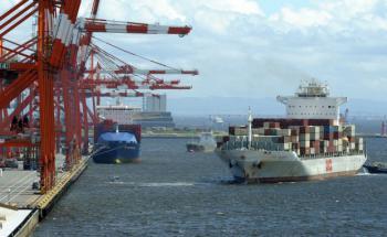 Der Hafen von Tokio, Foto: Getty Images