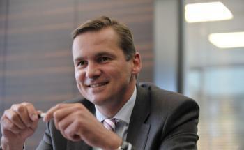 Robert Hartmann, Geschäftsführer bei Pro Aurum