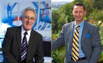Gottfried Heller (l.) und Lutz Hering