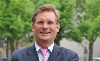 Holger Schmitz, Vorstand der SCHMITZ & PARTNER AG - Privates Depotmanagement