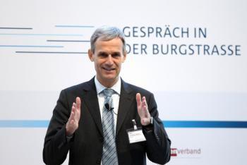 Michael Kemmer, Bundesverband deutscher Banken, Foto: Boris Streubel, action press