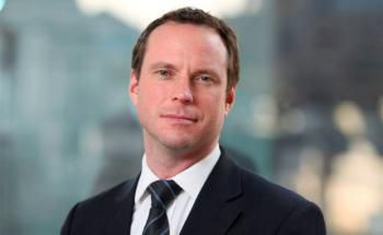 Simon Klein, Leiter des europäischen ETF-Geschäfts<br/>bei Lyxor