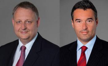 Peter Königbauer (li.) und Francesco Sandrini