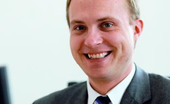 Mirko Kohlbrecher von der Vermögensverwaltung Spiekermann