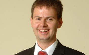 Michael Krautzberger von der US-Investmentgesellschaft <br> Blackrock
