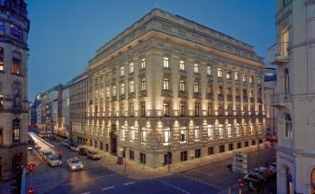 Der M.M.Warburg-Hauptsitz in Hamburg