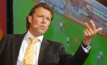 ZDF-Fußballexperte Urs Meier