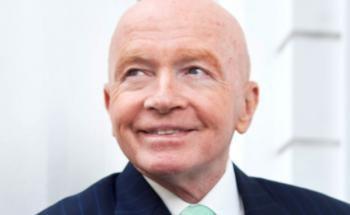 Schwellenländer-Guru Mark Mobius
