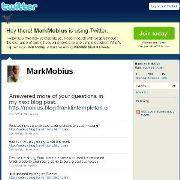 Schwellenländer-Guru Mobius: Mark, wir folgen Dir