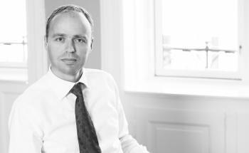 Sandro Näf, einer von drei Managern des Nordea European <br> High Yield