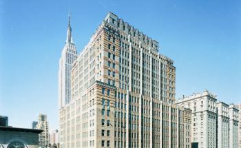 Ehemalige SEB Immobilie in New York. Quelle: SEB
