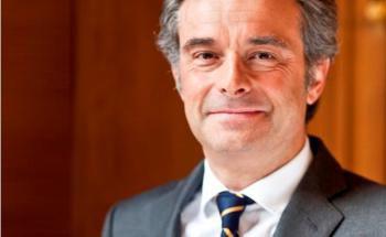 Philippe Oddo von der französischen Finanzgruppe Oddo & Cie.