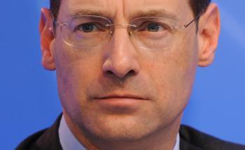 Oliver Bäte, seit Mai Vorstandsvorsitzender bei Allianz SE