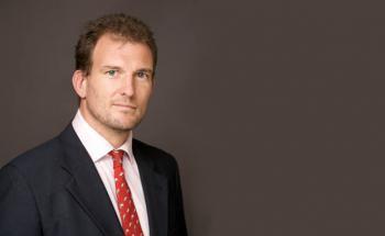 Simon Pickard ist Manager für Schwellenländeraktien bei<br>Carmignac Gestion