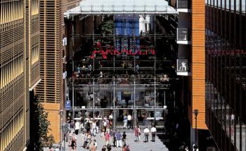 Potsdamer Platz Arkaden, Quelle: SEB Invest
