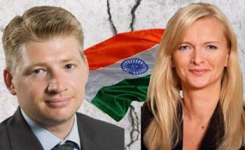 Jorry Rask Nøddekær, Manager des Nordea Emerging Markets Focus Equity, argumentiert gegen Gabriela Tinti, Managerin des Espa Stock Global Emerging Markets