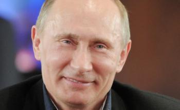 Russlands Wahlsieger Wladimir Putin:Mehr noch als von  <br> Entscheidungen des künftigen Präsidenten hängt die <br> Stimmung an der Moskauer Börse von der künftigen <br> Richtung des Ölpreises ab.