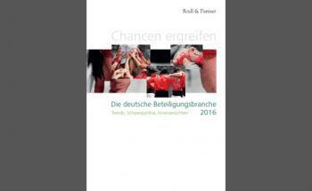 Sieht Private-Equity-Beteiligungen in Deutschland auch 2016 im Aufwind: Rödl & Partner-Studie zum deutschen Mittelstand
