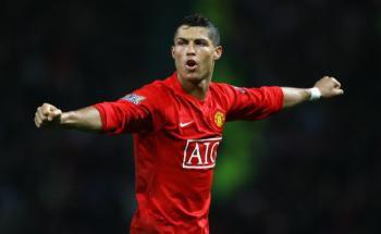 Fußball-Picasso Christiano Ronaldo Quelle: Getty Images