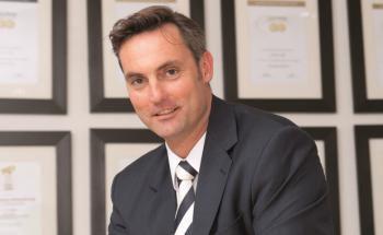 Dan Sauer, Geschäftsführer Nordea Fonds Service (Foto: Guido Schiefer)