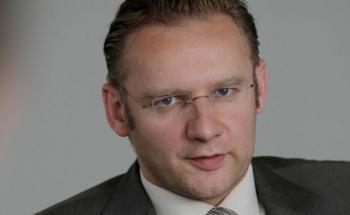 Eckhard Sauren, Chef und Gründer von Sauren Fonds-Service (Foto: Anna Mutter)